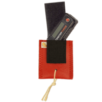 Red Protective Pouch for Altimeters