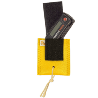 Yellow Protective Pouch for Altimeters
