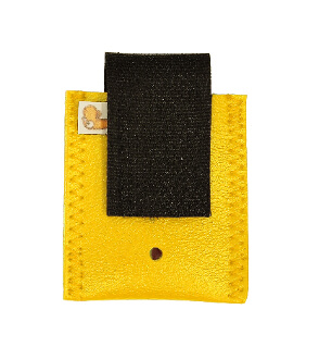 Yellow Altimeter Protective Pouch